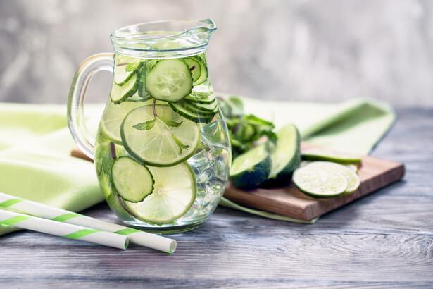 hydratation alimentation