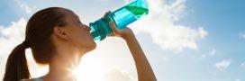 Attention déshydratation: comment bien boire?