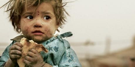 gaspillage alimentaire faim dans le monde pétition