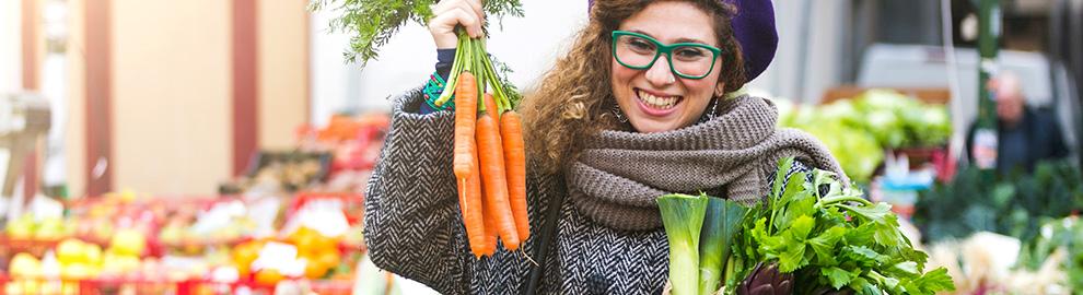 fruits et légumes de saison produits locaux français petits producteurs climat alimentation