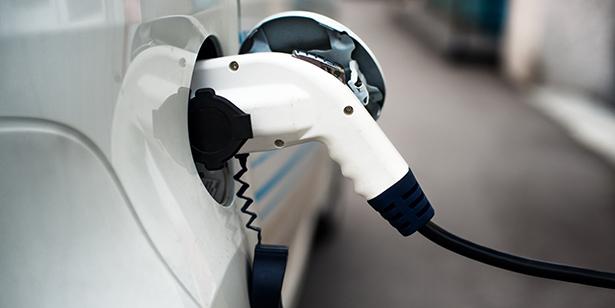 recharge par induction voiture électrique