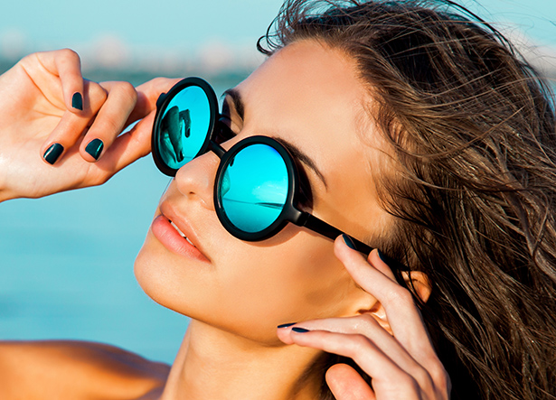 soin des cheveux soleil vacances été