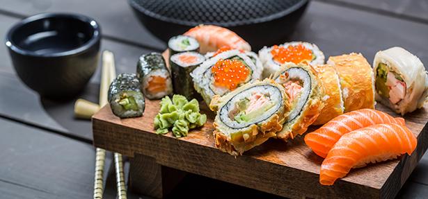 sushi cuisine japonaise gastronomie