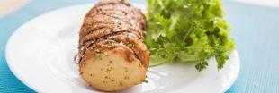 Le seitan, la 'viande végétale' des végétariens