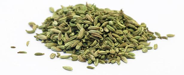 graines d'anis vert
