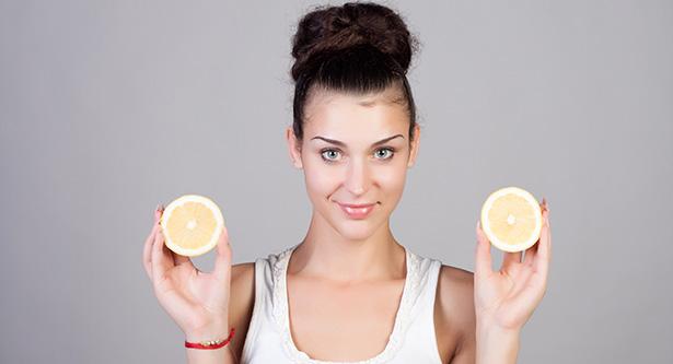 régime citron nutrition alimentation