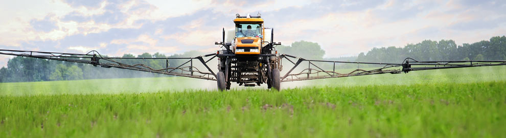 pesticides tracteur culture