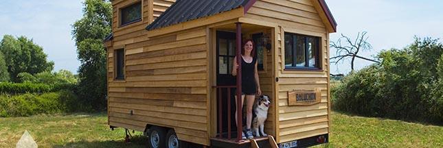 Découvrez la tiny house à la française, en photos