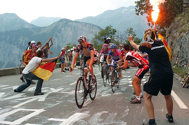 Tour de France dechets