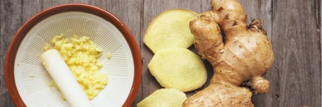 Les bienfaits insoupçonnés du gingembre