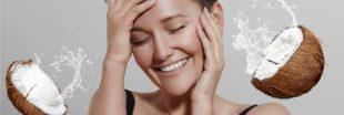 Beauté : 4 manières d'utiliser le lait de coco sur le corps