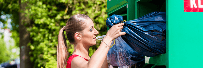 Recyclage des vêtements : jeter n'est vraiment plus à la mode