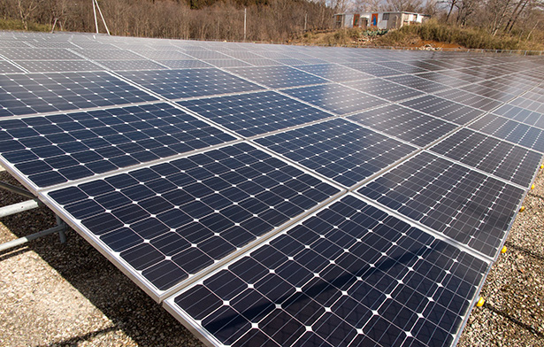 énergie solaire panneaux photovoltaïques