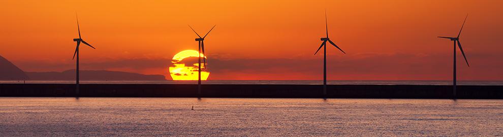 Les énergies renouvelables : l'éolien en France et dans le monde