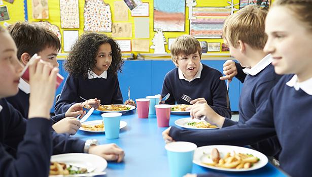 cantine scolaire porc menu sans viande végétarien