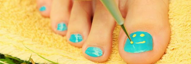 Fabriquez un vernis à ongles sans danger pour vos enfants