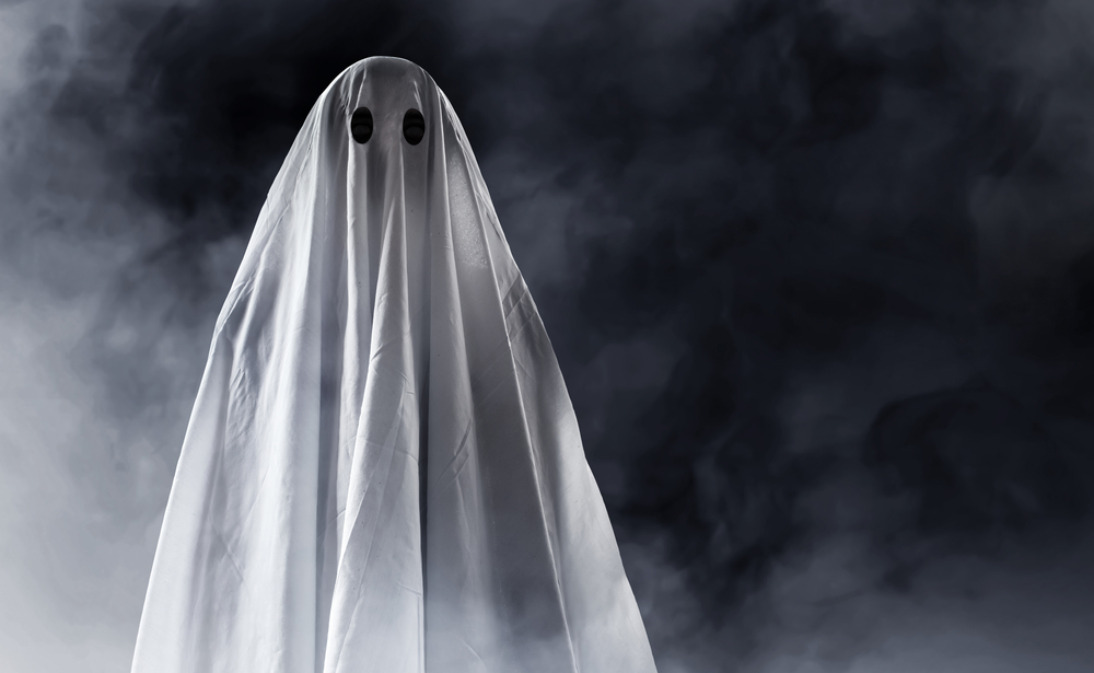 Déguisement fantôme Halloween