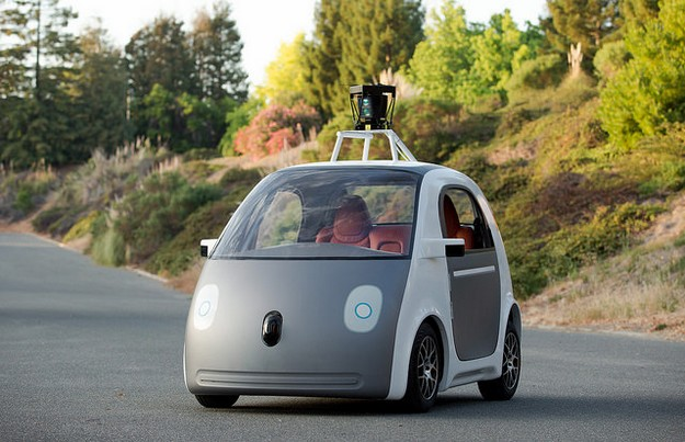 google car voiture autonome photo