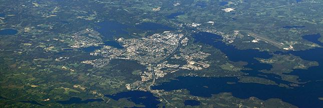 Växjö, la ville verte la plus vertueuse d'Europe ?
