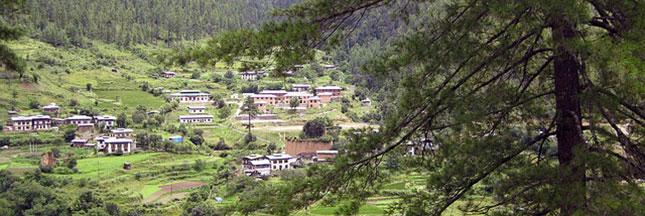 Le Bhoutan bientôt le pays le plus bio du monde ?