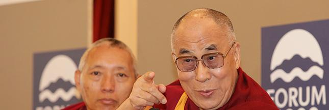 Le dalaï-lama en France : 'Nous devons prendre soin de cette planète'