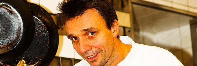 François Pasteau, éco-citoyen jusque dans sa cuisine