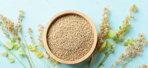 gratin de quinoa