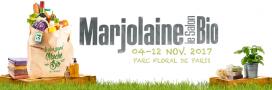Participez au Salon Marjolaine 2017, le plus grand marché bio de France