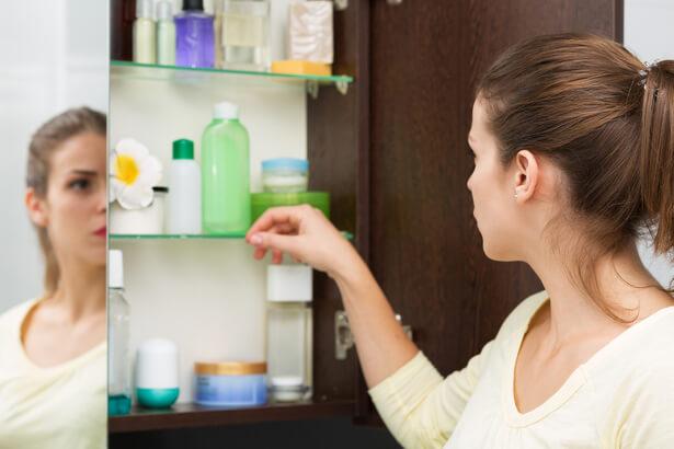 slow cosmétique salle de bain