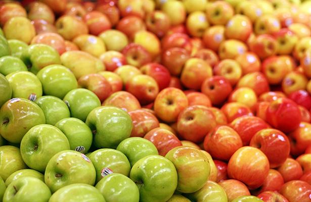 pommes supermarché