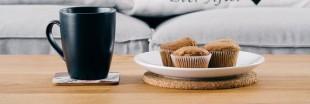 Recette vegan : muffins à l'avocat et aux groseilles