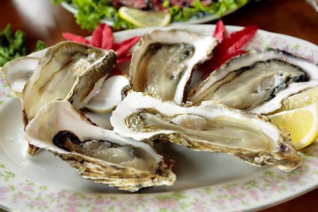 aliments-zinc-huitres