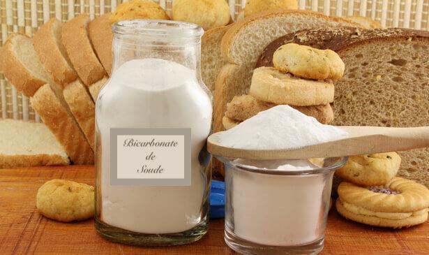 bicarbonate de soude digestion