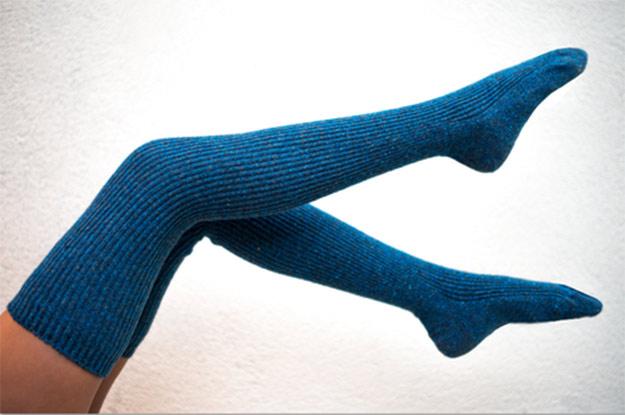 recyclage les chaussettes orphelines s 39 offrent une seconde jeunesse. Black Bedroom Furniture Sets. Home Design Ideas