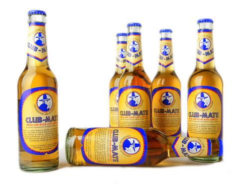 club-maté boisson énergisante naturelle