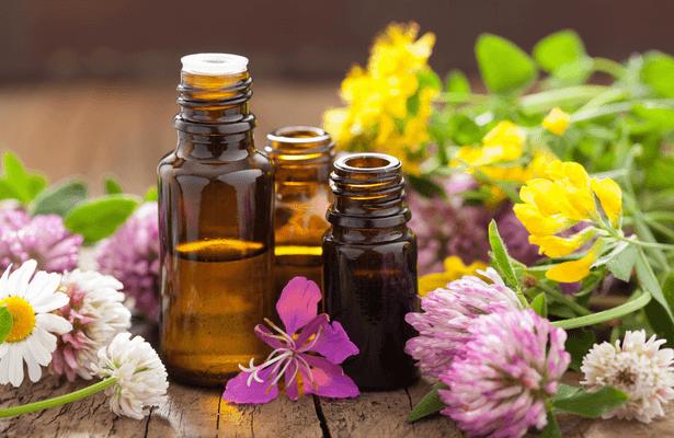 huile essentielle fleur de bach, rescue fleurs de bach
