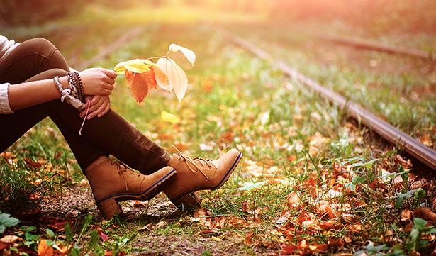 automne feuilles déprime