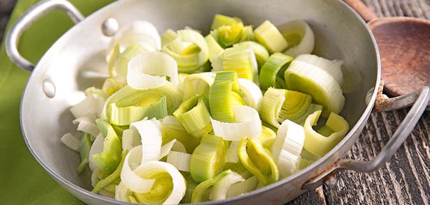 poireaux légumes verts cuisine