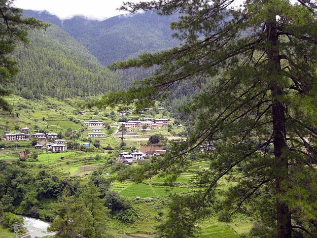 bhoutan-pays-ecologique