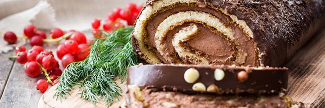 Une bûche de Noël végétalienne pour un Noël vegan : recette