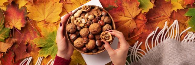 Bienfaits des fruits à coque : les noix, des atouts coeur !