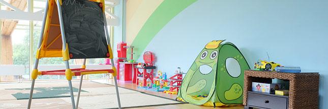 pensez feng shui aussi pour les chambres d 39 enfants. Black Bedroom Furniture Sets. Home Design Ideas