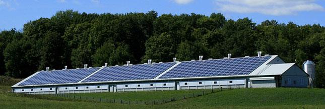 L'électricité solaire imbattable à partir de 2020, selon l'Ademe
