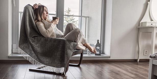 humidifier l'air intérieur en hiver