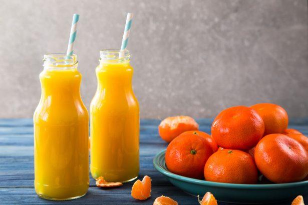 bonne mine, mandarine
