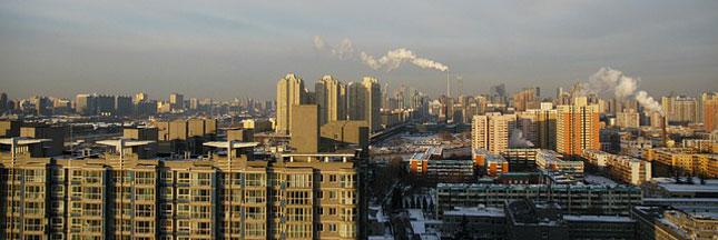 Pékin victime de l'air pollué un jour sur deux en 2015