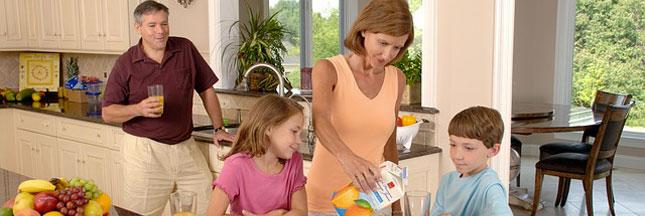 L'alimentation du père aurait des effets sur la santé de ses enfants