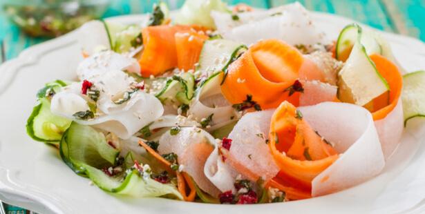 recette avec des carottes