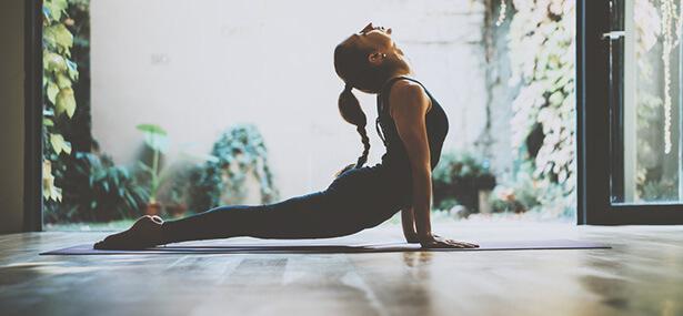 rester zen grâce au yoga