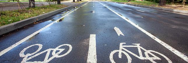 Super pistes cyclables : le vélo bientôt à l'égal des voitures en ville ?